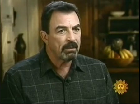 ON CBS Sunday Morning, Tom Selleck was asked about his early 90's lawsuit ...