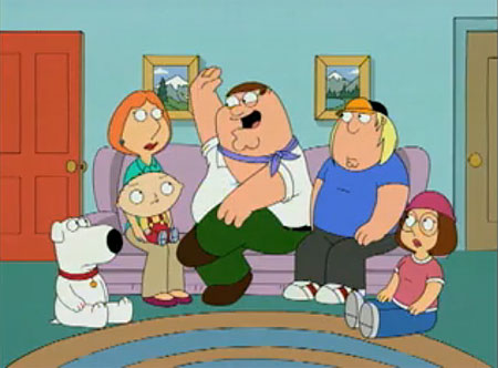 Family Guy Explores the 'Gay Gene'