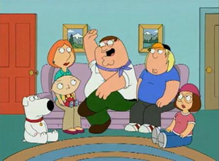 Family Guy Explores the 'Gay Gene'