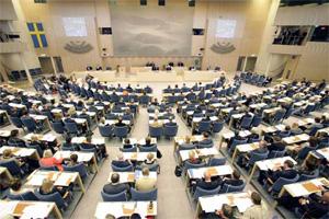 Swedish-parliament