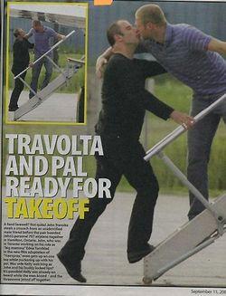 Travolta-tarmac