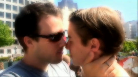 justin bieber gay kiss. Gay Kiss-in Protests Held in