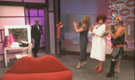 LOGO's The Big Gay Sketch Show gets its teeth around RuPaul's Drag Race, ...