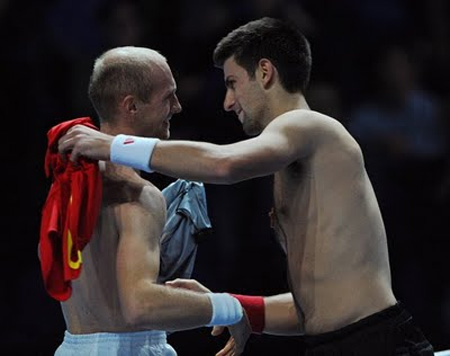 Posted 10:06 AM EST by Andy Towle in News, Novak Djokovic, Tennis ...