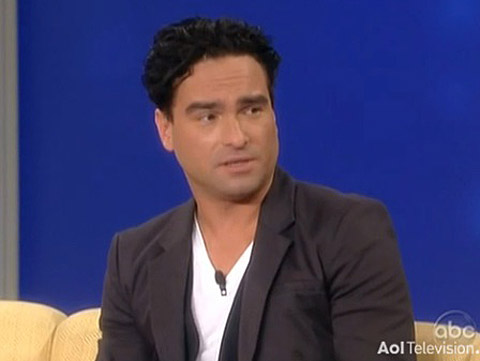 Johnny Galecki on Gay Rumors: 'Why Defend Yourself Against Something That's ...