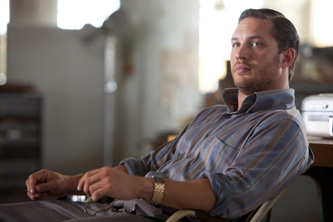 'Inception' Star Tom Hardy: 'Of Course' I've Had Sex with Men