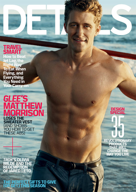 matthew morrison gay. Matthew Morrison#39;s Bod Does
