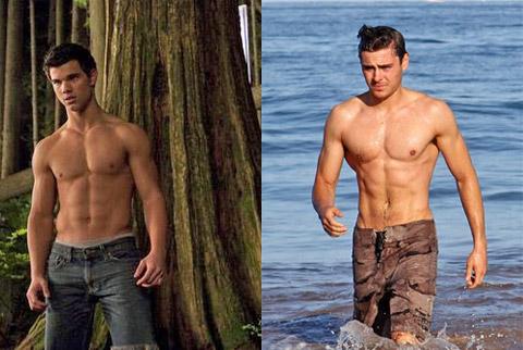 taylor lautner gay. I#39;d Cast Taylor Lautner and