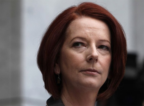 Australia's New Prime Minister Confirms She's Against Gay Marriage