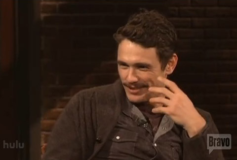 Watch: James Franco Discusses His Gay Sex Research