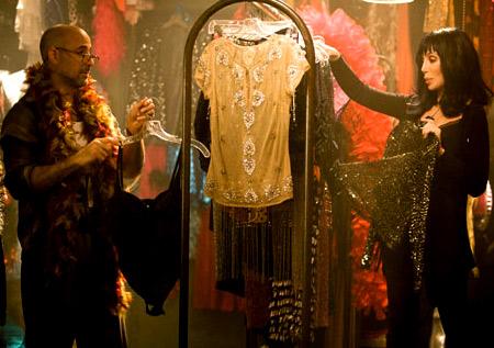 Burlesque-costumes