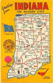 Indianapostcard