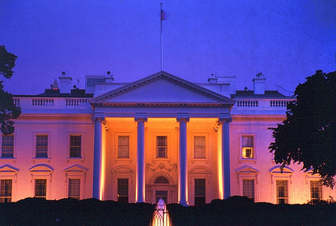 Whitehousesunset