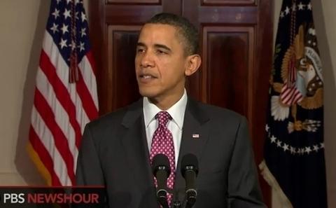 ObamaOnMubarakOust