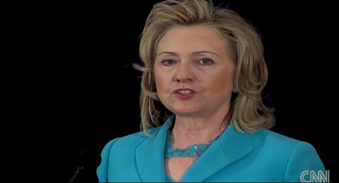 Hillary Clinton Praises NY Victory But Doesn't Endorse Marriage Equality in ...
