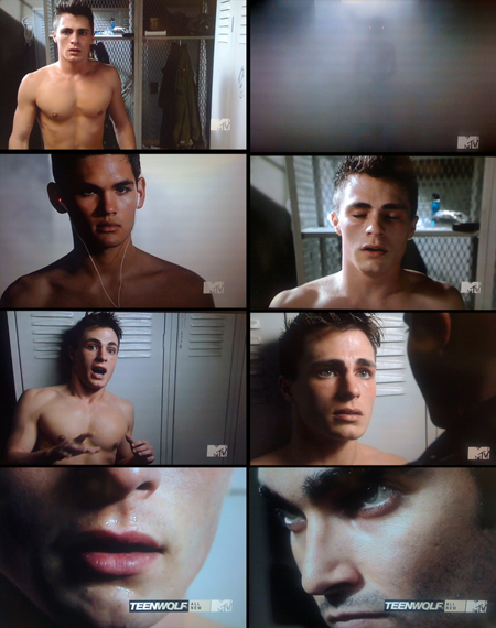 Teenwolf-scene