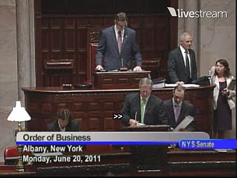 Senatesession
