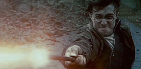 Harry-wand
