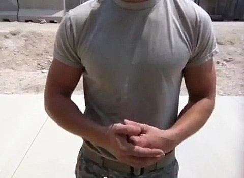 The headless, nameless soldier who recently started a YouTube channel to ...