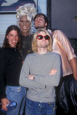 Nirvana with rupaul