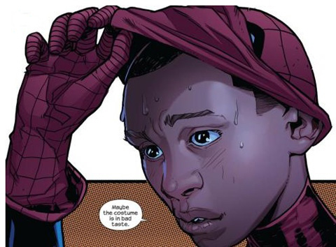 Marvel: New Spider-Man is Biracial, Could One Day Be Gay