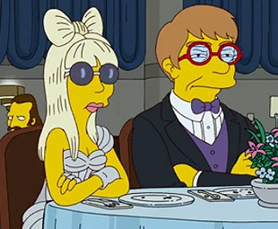 Gaga_simpsons