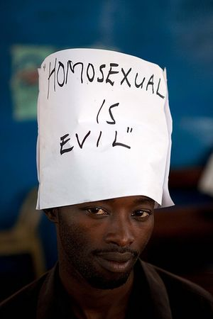 HomosexualIsEvil