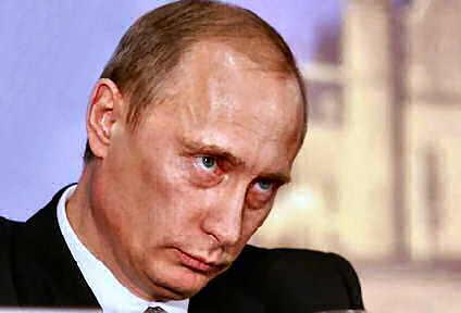 PutinSad
