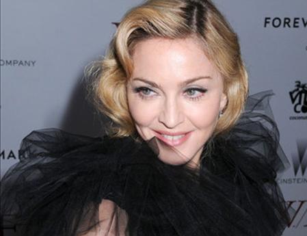 Madonna-premiere