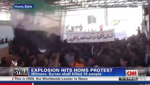 HomsBlast