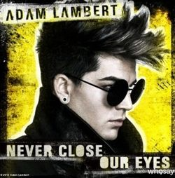 AdamLambertSingle
