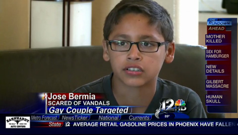 Police Unresponsive as Gay Arizona Couple with Kids Terrorized by ...