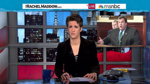 Maddow_christie