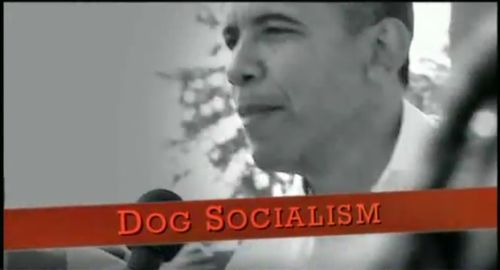 WHCDogSocialism