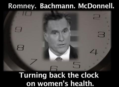 RomneyClock