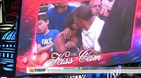 Kisscam