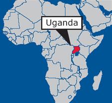 UgandaMap