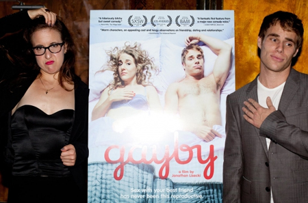 Gayby-premiere