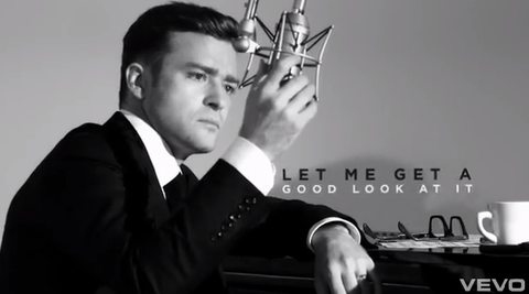 TimberlakeSuitTie