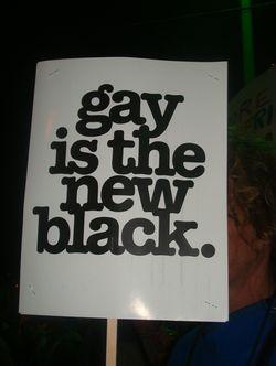 Gayblack