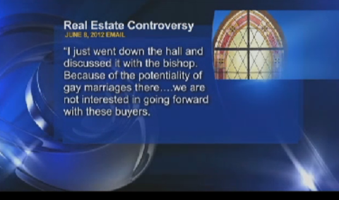 Gay Couple Blocked by Catholic Church in Real Estate Deal Files Suit ...
