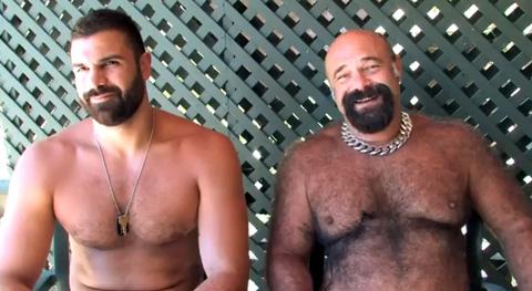 Jack Radcliff  Hairy Bear  Men  Beards  Imgrum