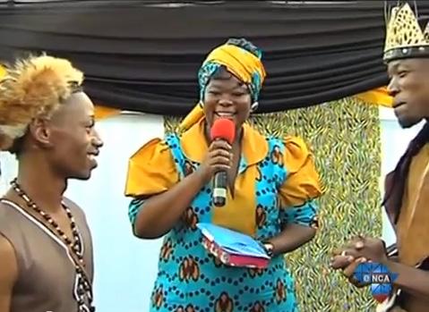 Pierwszy w historii ślub Zulusów gejów! [video]
