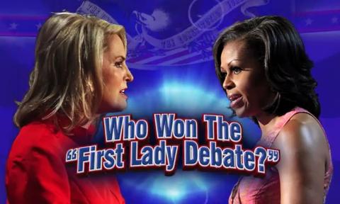 Firstladydebate