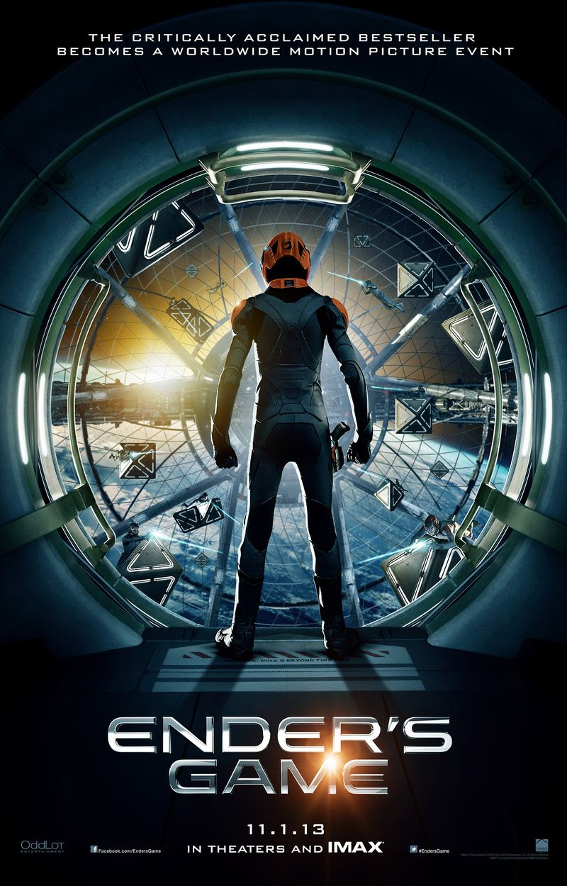 Ender's Game Pos