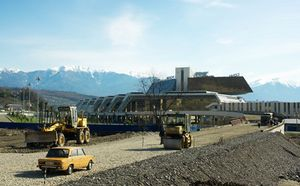 Sochi-construction-of-airport