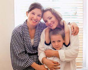Lesbian-moms