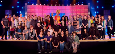Drag Race Cast and Crew