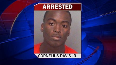 Cornelius Davis mugshot