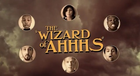 Wizard of Ahhhs